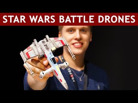 New Star Wars Battle Drones Hands-On Review