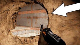 【DE JuN】RUST - 發現高級金屬裝甲堡壘!梭哈!