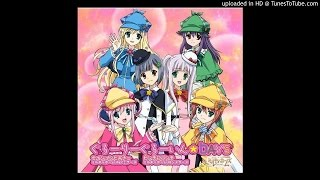 Futari wa Milky Holmes OP ED Single - Glory Glowing DAYS