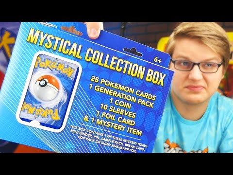 Mystical Collection Box Opening #5 - Pokemon TCG