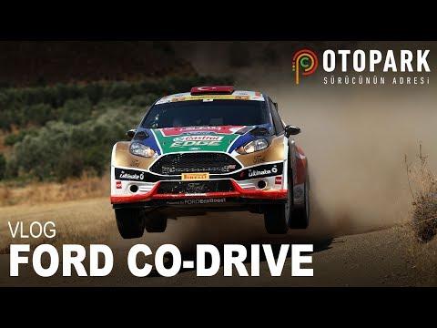 Ford Co-Drive | VLOG | 800.000 TL'lik Ford Fiesta ;)