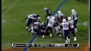 Oakland Raiders Highlights Through Week 8 2013