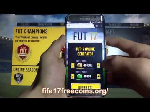 How to get FREE Fifa 17 Coins in Fifa 2017 | Fifa 17 Hack | NO SURVEY