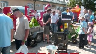 DNI OTWARTYCH DRZWI, Boguchwała 2012   - wystawa maszyn rolniczych oraz sprzętu ogrodniczego