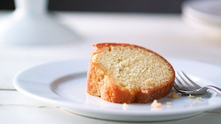 Brown Butter Cake with Kentucky Bourbon- Everyday Food with Sarah Carey