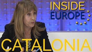"Catalonia Crisis:  ""Economic effects have been terrible"" - Teresa Giménez Barbat MEP"