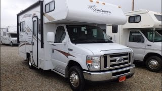 2014 Coachmen Freelander 19CB Walk-thru | R14715