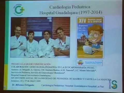 Sesión Cardiología Pediátrica: Colaboración Hospital Guadalajara-Hospital La Paz de Madrid