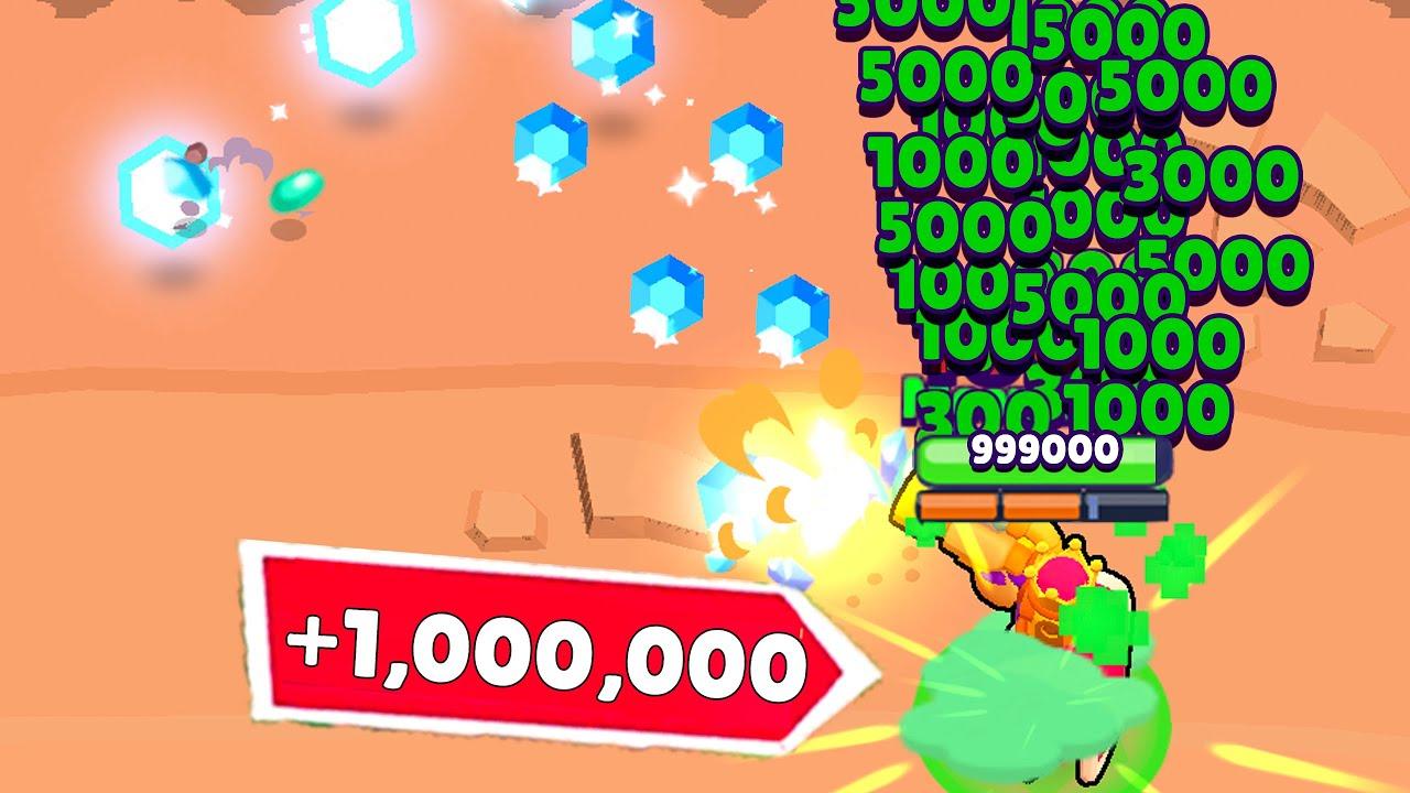+1,000,000 HEALS! | Brawl Stars Funny Moments & Glitches & Fails #492