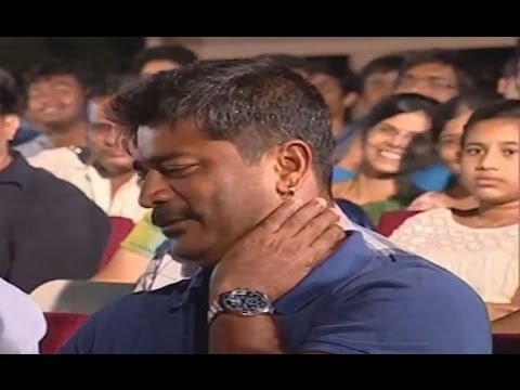 Raju Sundaram Talking Telugu - Funny speech @ Run Raja Run Audio Launch - Sharwanand, Seerat Kapoor