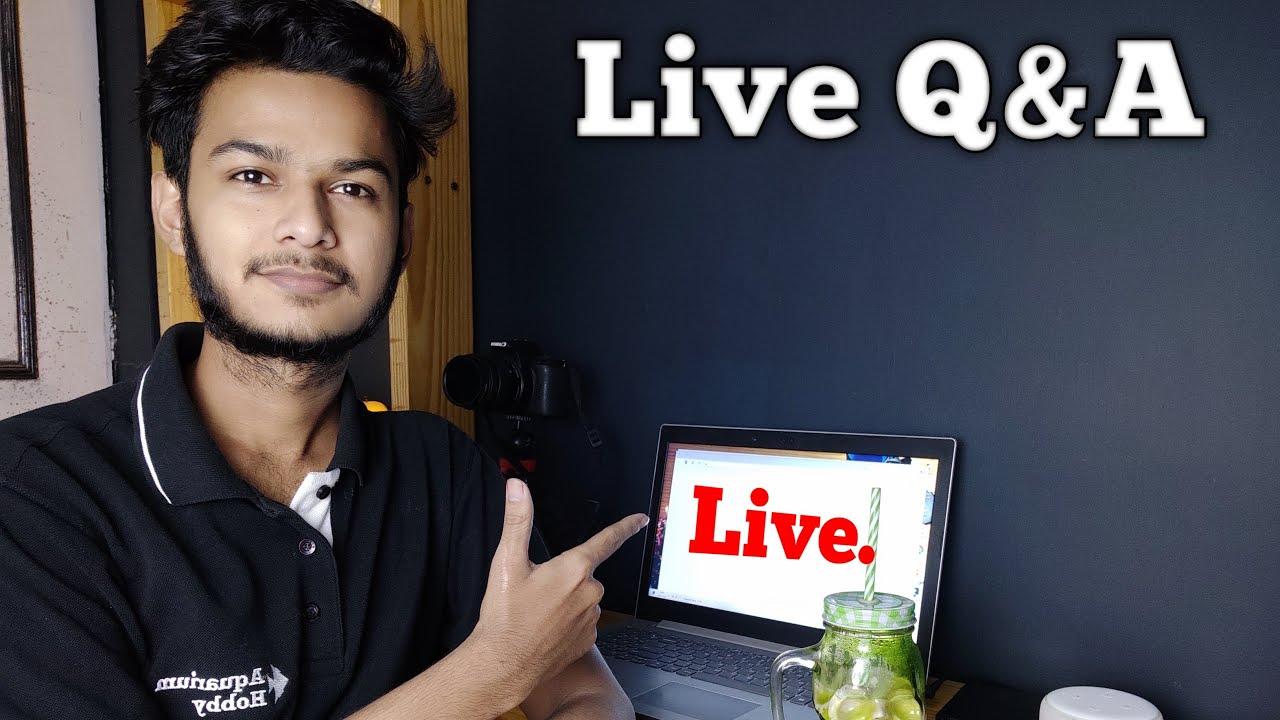 Sunday Live Q&A