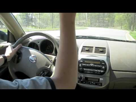 Test Drive 2004 Nissan Altima 3 5 Se V6 Youtube