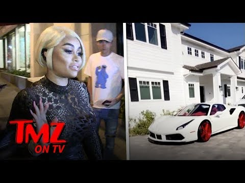 Blac Chyna Posts A Petty Instagram!   TMZ TV