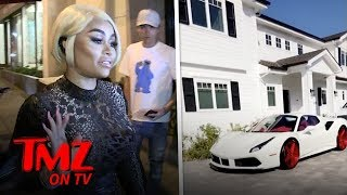 Blac Chyna Posts A Petty Instagram! | TMZ TV