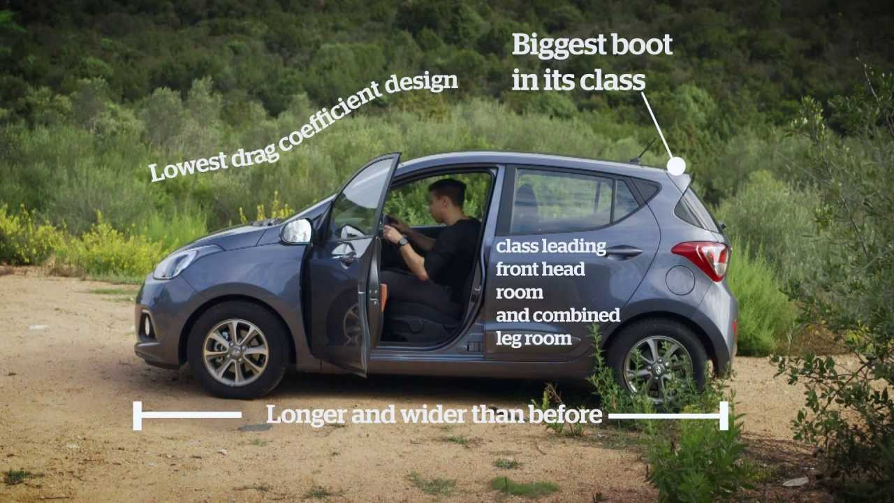 2014 hyundai i10 - which? first drive review - youtube