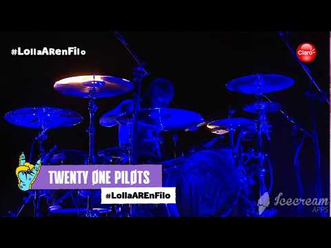 Twenty One Pilots- Car Radio at Lollapalooza Argentina 2019