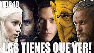 !TOP 10 MEJORES SERIES DEL MUNDO! (MÁS EXITOSAS) (HASTA 201...