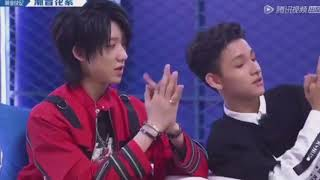 China Line teaching Samuel various things | SEVENTEEN
