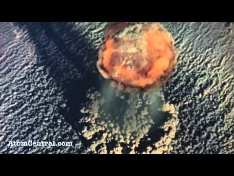 Ядерные испытания HD1080p Toccata and Fugue in D minor И.C. Бах
