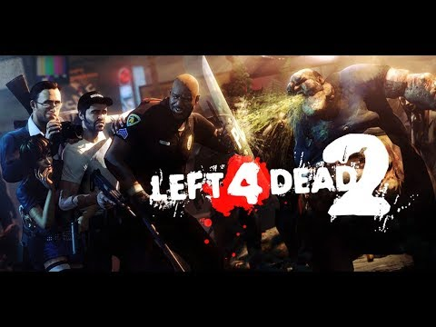 Left 4 Dead 2 - PC - #Enfrentamiento // Checa el stream ;)