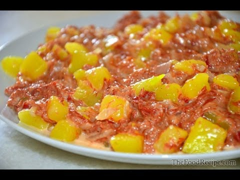 Easy To Cook Corned Beef Hash By DavaoBlog.com