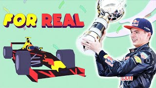 The True Story Behind Max Verstappen's First F1 Win | Red Bull For Real