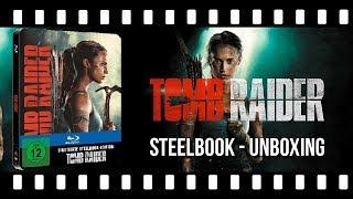 Tomb Raider - Steelbook - UNBOXING