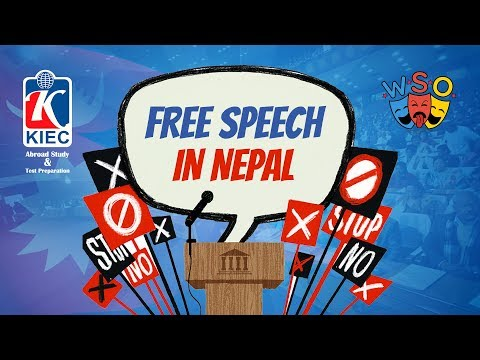 FREE SPEECH IN NEPAL (IS THERE???) ft. RANDOM NEPALI | Awenest Podcast Episode 33