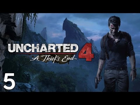 UNCHARTED 4 - Ep 5 - SULLY PUTO AMO