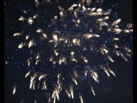July 14 2006 - French National Bastille Day Fireworks