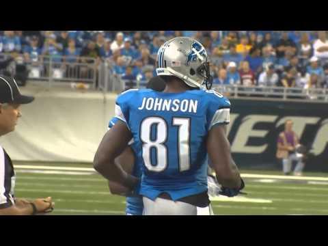 Megatron Calvin Johnson Mic