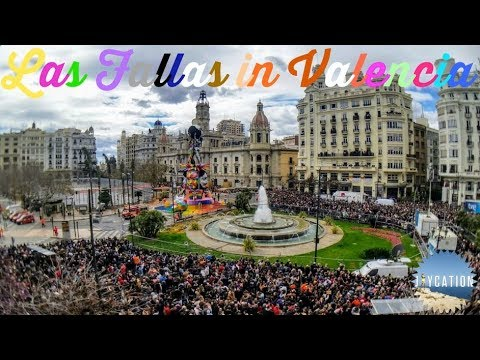 LAS FALLAS IN VALENCIA | SPAIN TRAVEL GUIDE