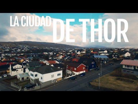 La ciudad de THOR  - (Viajando por... Islas Feroe)
