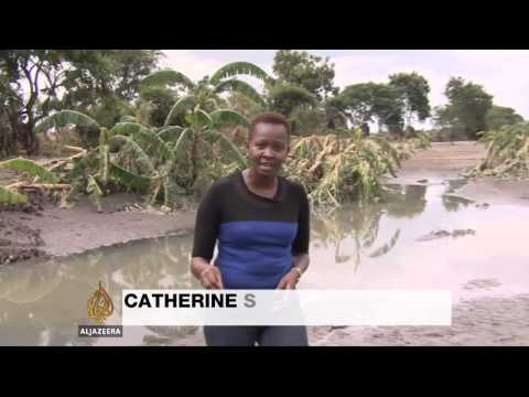 Floods displace thousands in Malawi
