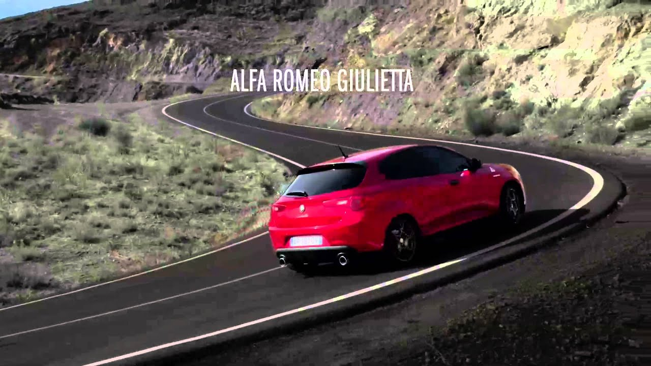 alfa romeo france spot tv alfa romeo mito et giulietta quadrifoglio verde youtube. Black Bedroom Furniture Sets. Home Design Ideas