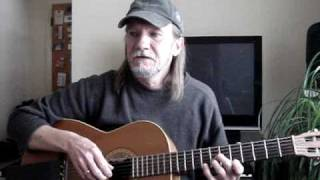 "Acoustic Guitar Lessons ""Silent Night"" Tab Included"