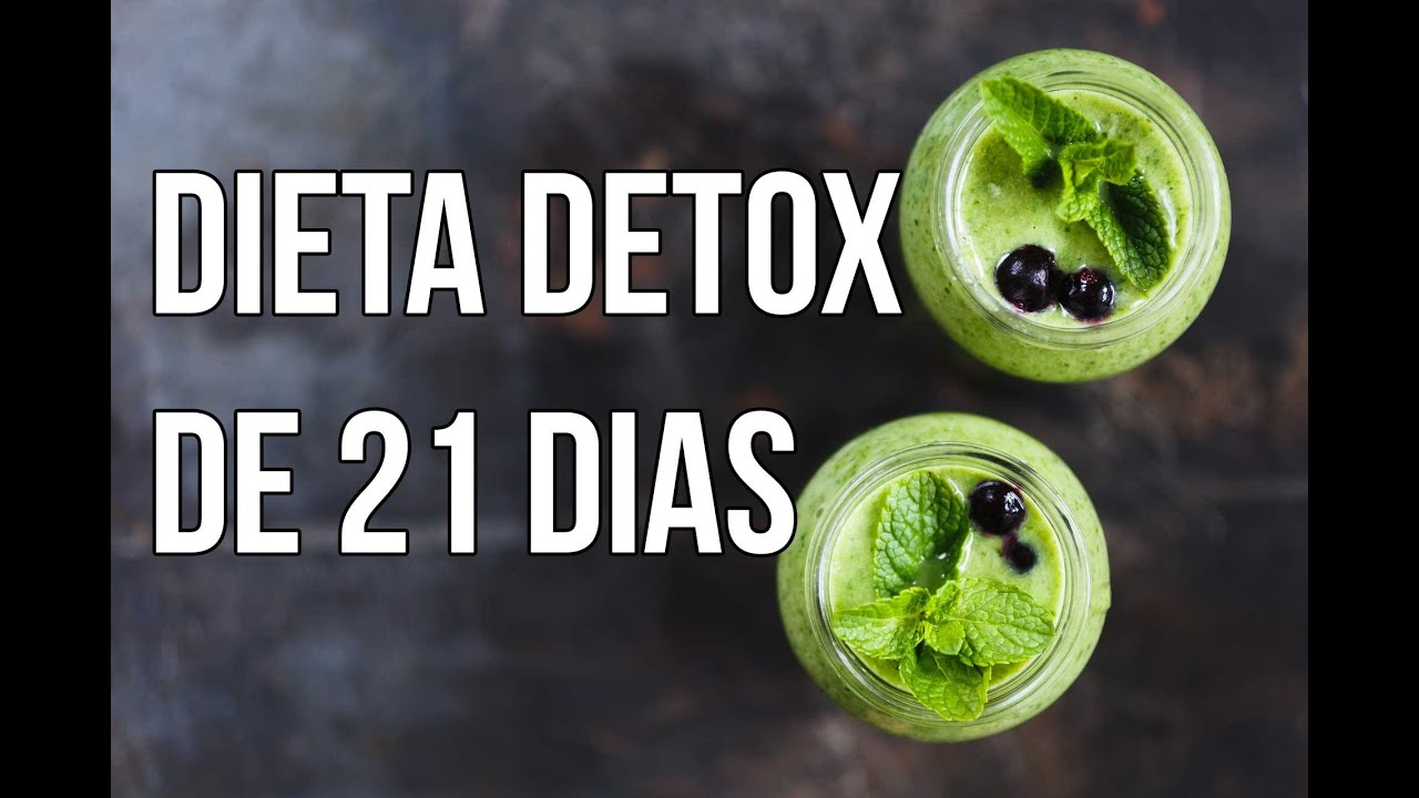 Dieta detox 7 dias liquida