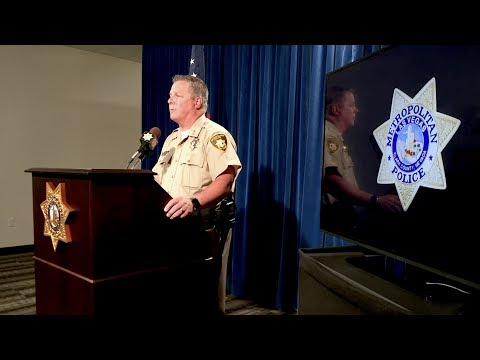 Media Briefing: OIS #13 for 2017  (WARNING: Graphic Content)