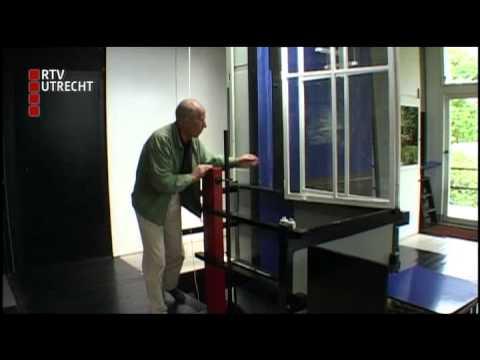 Utrecht aan Zee: De geniale eenvoud van Gerrit Rietveld - zo 4 aug 2013, 07:20 uur [RTV Utrecht]