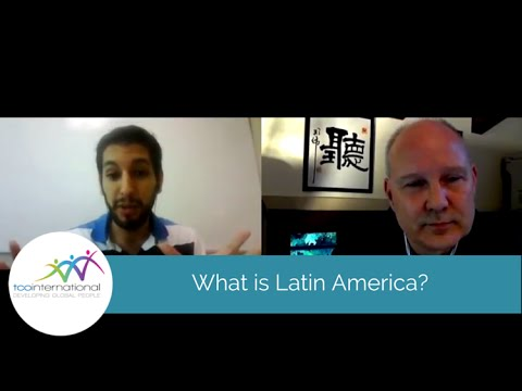 Cultural Diversity in Latin America (part 1) - What is Latin America?
