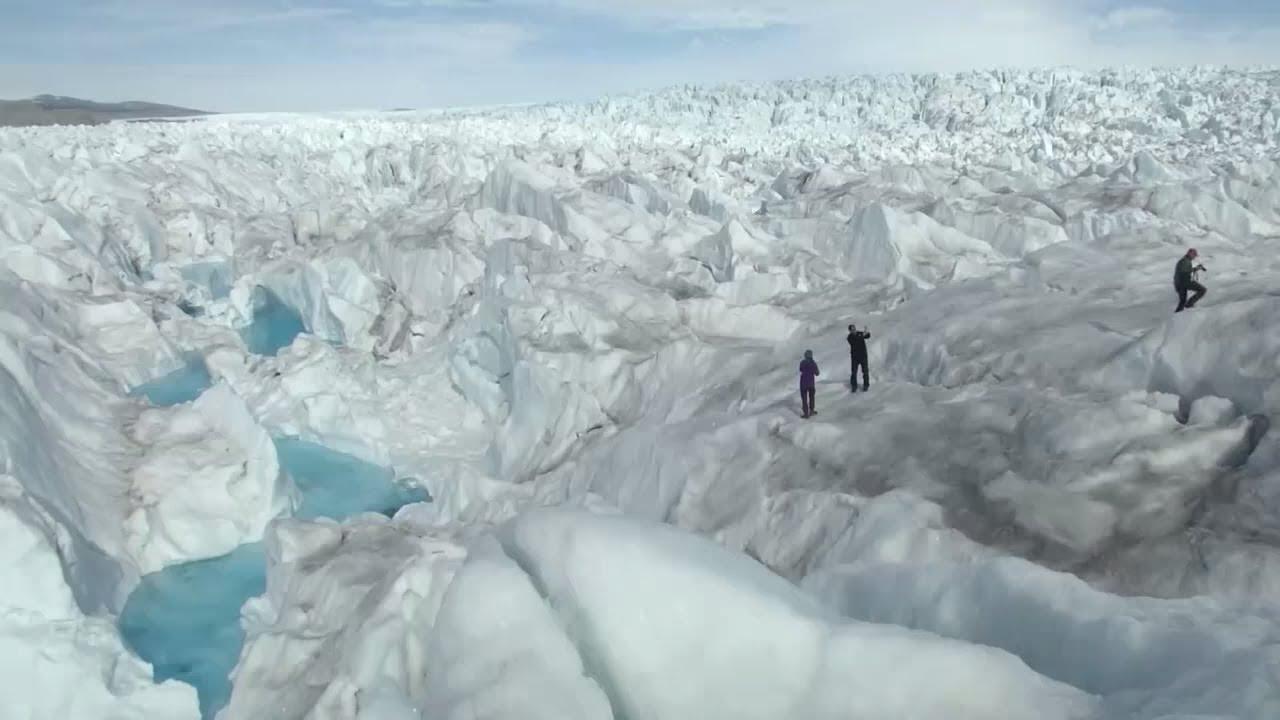 Jakobshavn-Gletscher in Grönland wächst wieder