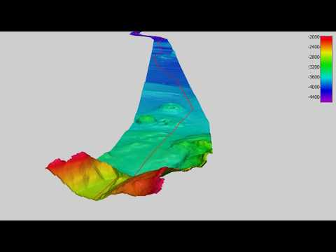 Southern Cross NEXT Marine Survey Section