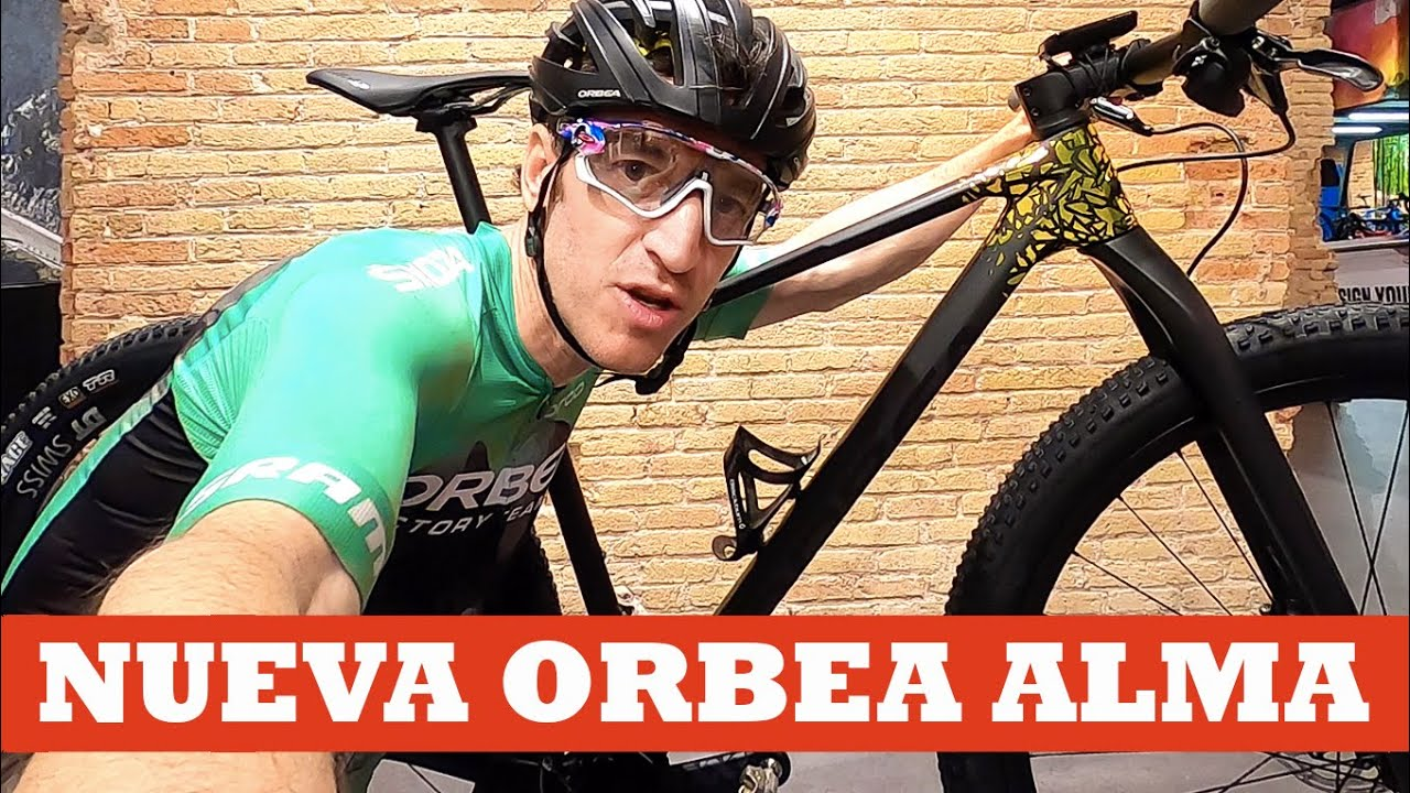 Nueva Orbea Alma 2021 de Zugasti | Ibon Zugasti