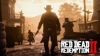 Red Dead Redemption 2 ВСЕ  ГЕЙМПЛЕЙ-ТРЕЙЛЕРЫ!| Red Dead Redemption 2 ALL GAMEPLAY TRAILERS| RDR 2