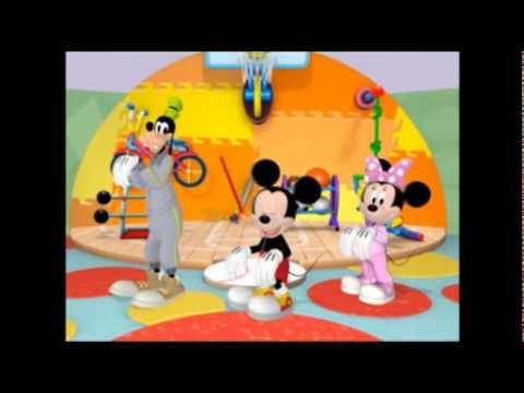 DVD Η Λέσχη του Μίκυ: Η Χρωματιστή Περιπέτεια του Μίκυ