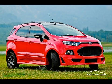 Modified Ford Ecosport Ecosport Modifications Youtube