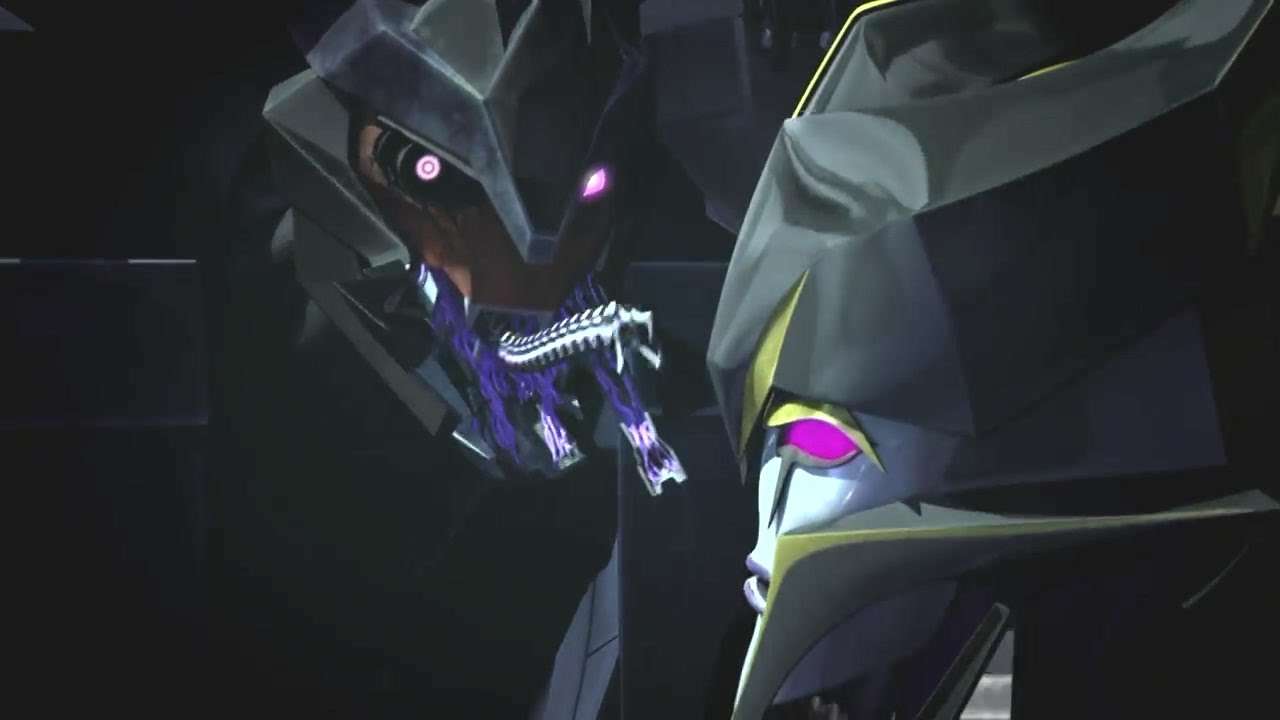 Transformers Prime: Beast Hunters Episode 8 in Hindi || The Zombiecons || TFP S3E8 Part 3/3 ||
