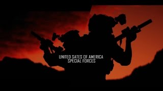 United States of America Special Forces