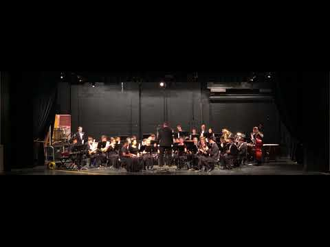 Vientos y Tangos — Benicia High School Wind Ensemble at Vallejo Band Review 2018