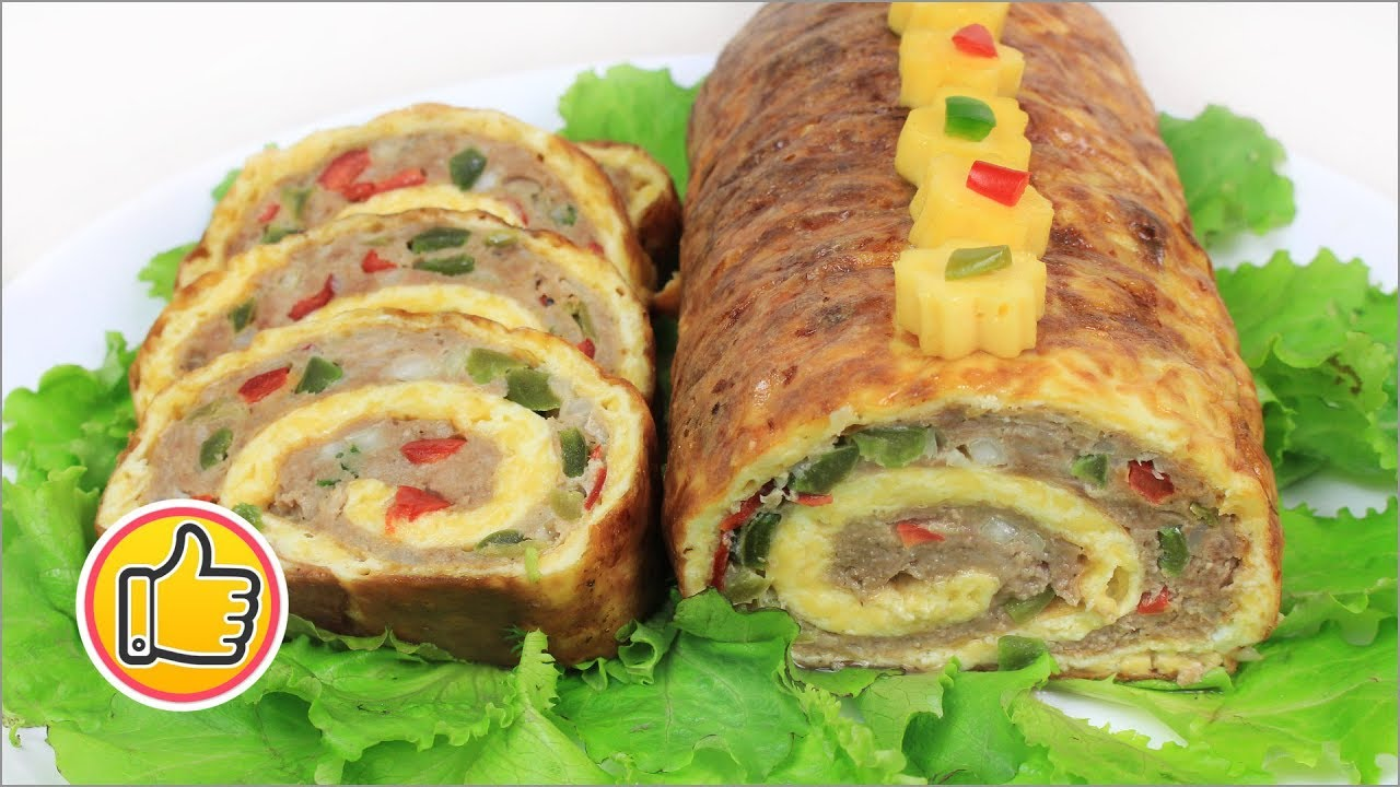 Праздничный Закусочный Рулет | Festive Snack Rolls